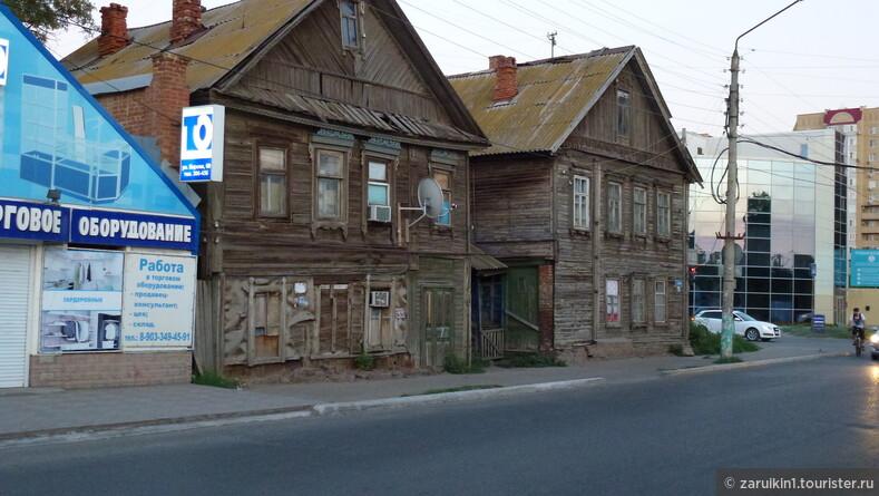 Астрахань - город контрастов