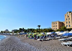Пляж «Элли» (Родос)
