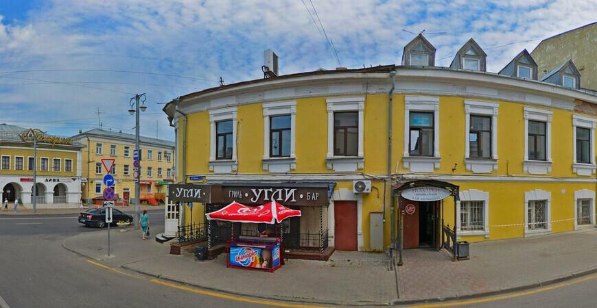 Кафе «Угли» во Владимире
