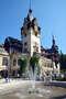 Славная парочка румынских замков — Пелеш и Пелишор