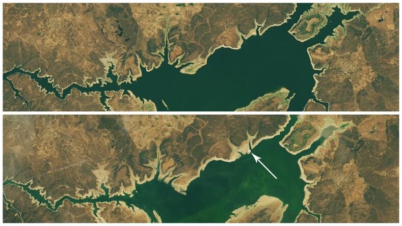Снимки из космоса, показывающие как изменилась наша планета за несколько лет (такие перемены могут не на шутку испугать)