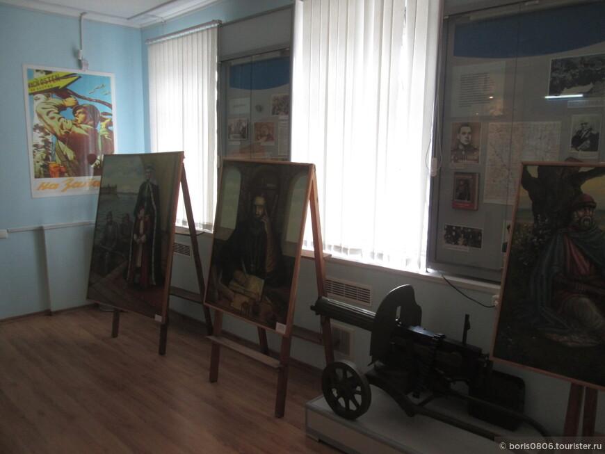 Интересный и почти бесплатный музей известного сражения