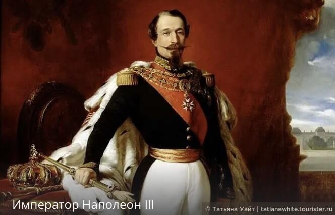 Вопрос на засыпку - где покоится последний император Франции?