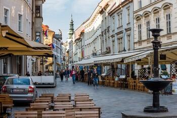Жителям Словакии запретили выходить из дома без отрицательного теста на COVID-19