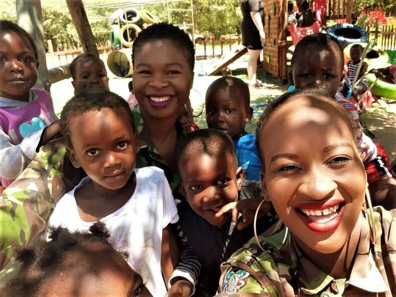 Отряд Черная мамба: красивые женщины защищают исчезающие виды животных Южной Африки