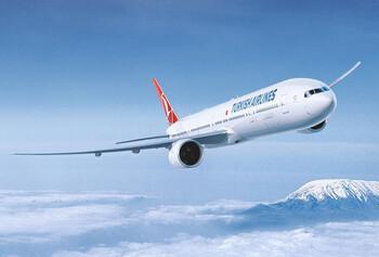 У Turkish Airlines увеличилось число рейсов Стамбул – Москва