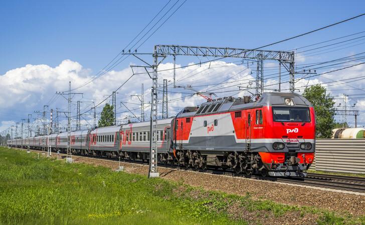 Поезд Москва — Ессентуки