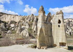 Каппадокия: камины фей Гёреме
