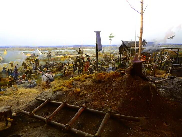 Музей-диорама «Великое Стояние на Угре»