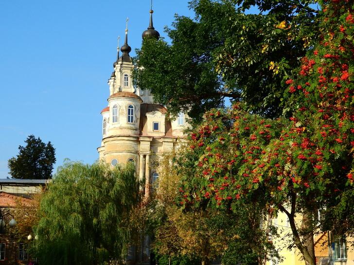 Космодамиановская церковь
