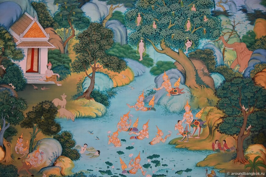 Райский лес Химмапан