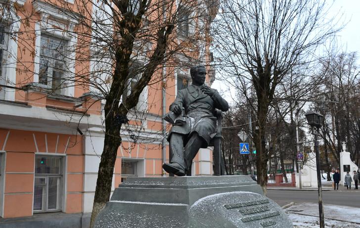 Памятник Чижевскому