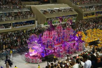Карнавал в Рио-де-Жанейро в 2021 году отменён