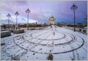 В Москве установлен новый исторический температурный рекорд