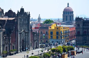 Консульство РФ в Мехико приостановило работу