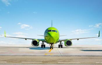 S7 Airlines полетит в Малагу, Берлин и Бургас