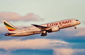 Франция запретила Ethiopian Airlines летать в страну