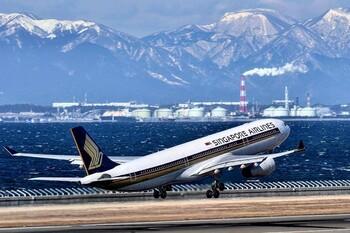 Singapore Airlines возобновила рейсы в Москву