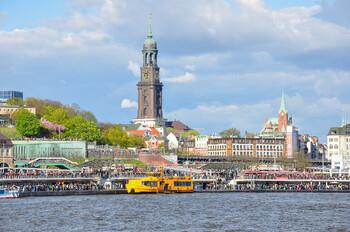Nordwind полетит из Москвы в Гамбург