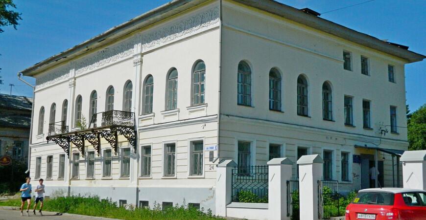 Музей «Петровская игрушка»