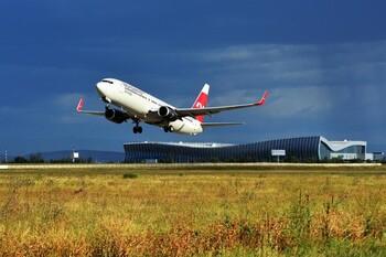 Nordwind полетит из Хабаровска в Петербург, Крым и Сочи
