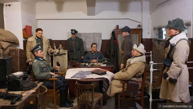 Пленение фельдмаршала Паулюса в Сталинграде. Как это было