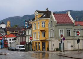 По Норвегии на авто: Берген-2
