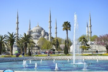 Лоукостер «Победа» полетит из Екатеринбурга в Стамбул