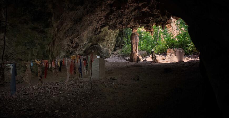 Пещера Куумби