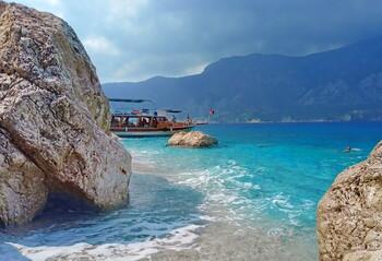 Туристический сезон в Турции откроется в апреле