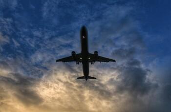 Самолёт с неисправной радиосвязью вернулся в «Шереметьево»