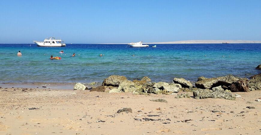 Пляж Эль Сакея