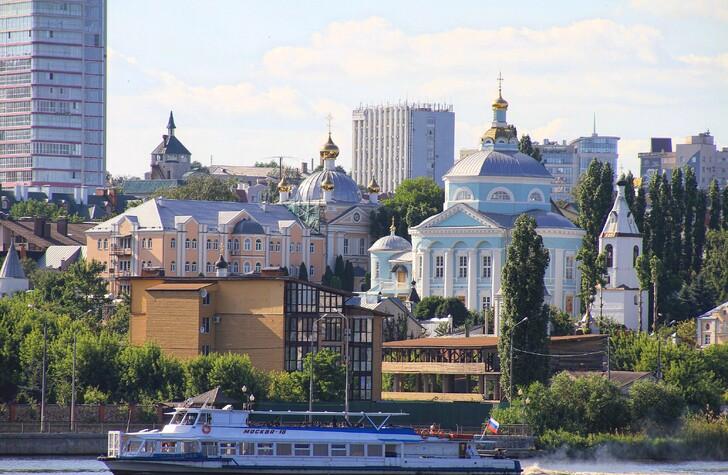 Что посмотреть в Воронеже за 2 дня