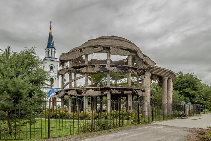 Памятник «Ротонда»