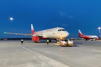 Авиакомпания «Россия» возобновит рейсы из Петербурга в Минск