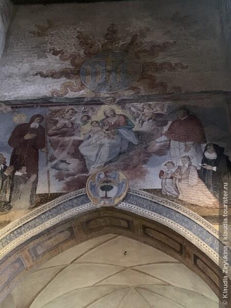 Самый интересный храм Лугано