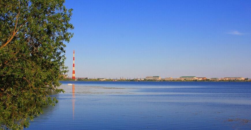 Орловское водохранилище