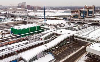 Впервые за 100 лет в Москве открывается новый ж/д вокзал для поездов дальнего следования