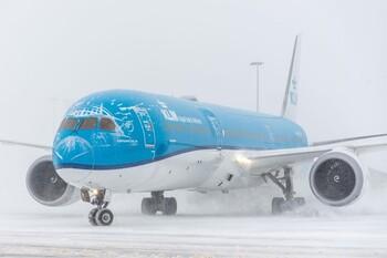 Авиакомпания KLM возобновила рейсы Амстердам — Петербург