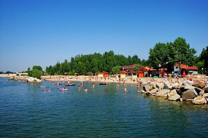 Пляж ZВЕZДА