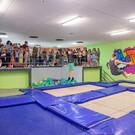 Батутный центр «ПрыжОК»