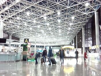 Пассажиропоток аэропорта Сочи в январе вырос на треть