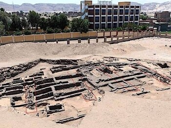 В Египте найдена древнейшая в мире пивоварня
