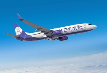 Самолёт «Белавиа» вернулся в аэропорт Египта из-за технических проблем