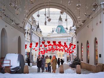 В Москве проводят конкурс на лучший турмаршрут по городу