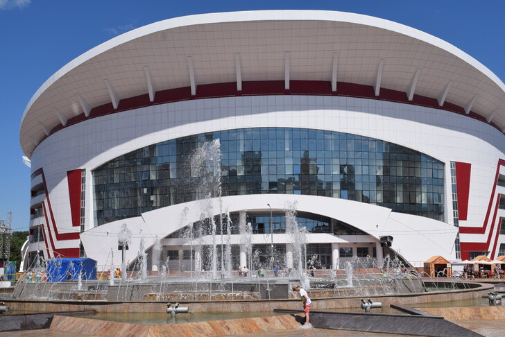 Саранск Арена