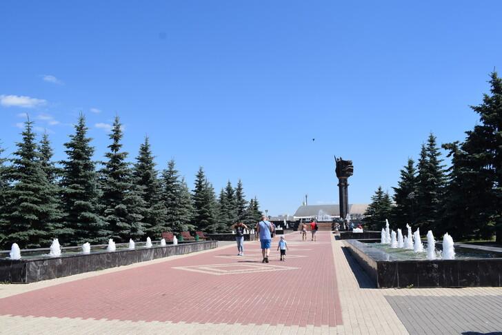 Площадь Дружбы народов