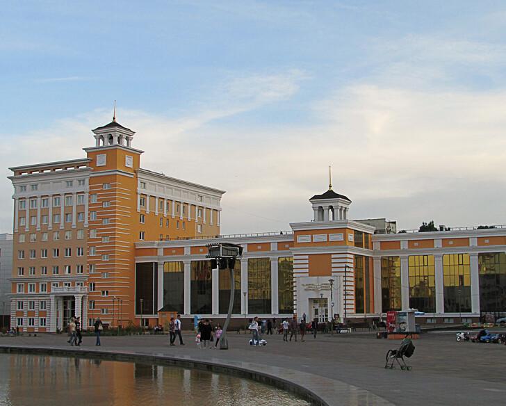 Национальная библиотека Мордовии