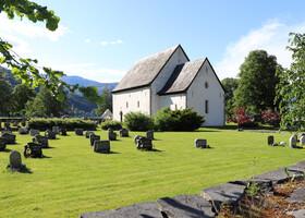 По Норвегии на авто: дорога до Кинсарвика