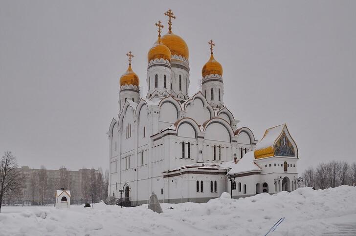 Спасо-Пребраженский собор